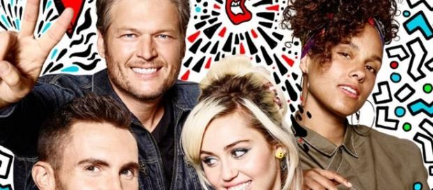 'The Voice' tonight - spoilers and Top 10 song list revealed (via Blasting News image library - buddytv.com)