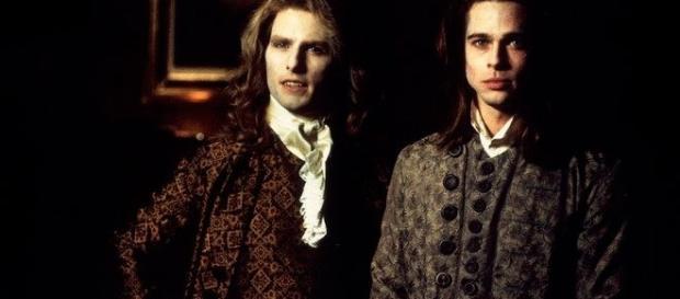 Tom Cruise y Brad Pitt en Entrevista con el Vampiro