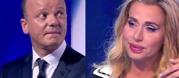 Valeria Marini vorrebbe più soldi da Gigi D'Alessio