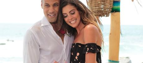 Bachelor in Paradise: Grant Kemp, Lace Morris Are Engaged, Living ... - people.com