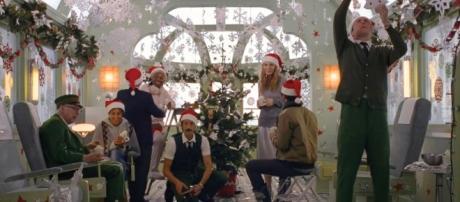 "EPR Retail News   H&M debuts holiday short film ""Come Together ... - eprretailnews.com"