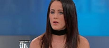 """Source: Youtube """"The Doctors"""" Jenelle Evans mysterious illness"""