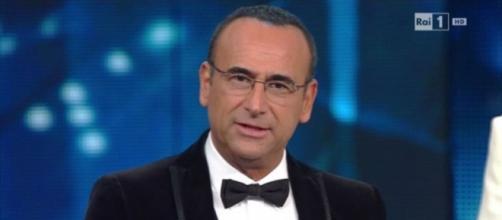 Carlo Conti, presentatore di Sanremo 2017