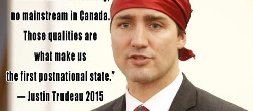 Justin Trudeau and the Dismantling of Canadian Identity - eurocanadian.ca
