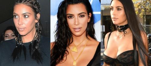 Kim Kardashian en el año más difícil de su vida