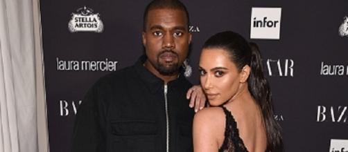 Kim Kardashian had constantly kept sleepless night at kanyes bedside all through this trying times. Image sourced via Blasting News