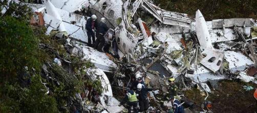 L'aereo precipitato in Colombia - Il Post - ilpost.it