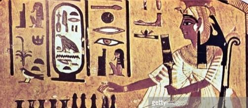L'immagine della regina Nefertari