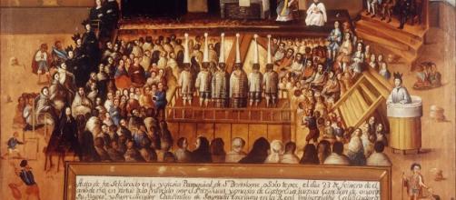 La época oscura de la Iglesia, La Santa Inquisición