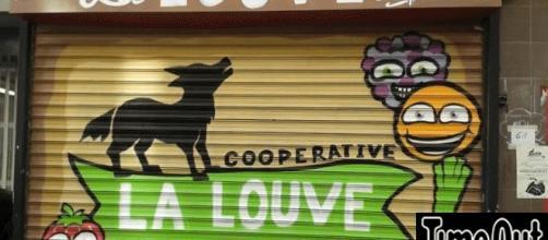La Louve, commerce alimentaire parisien et coopératif, veut essaimer en d'autres arrondissements, d'autres villes.