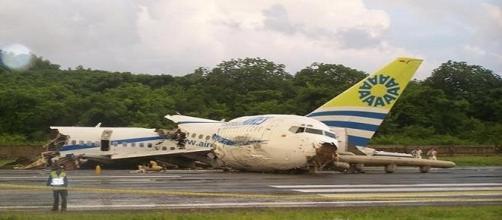 Schianto aereo in Colombia, con a bordo 81 persone