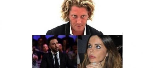 Scontro su Facebook fra Nina Moric e Simone Coccia; tutta colpa di Lapo Elkann