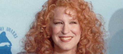 "Source: Wikimedia Alan Light. Bette Midler dances pounds off in Broadway ""Hello Dolly!"""