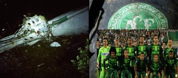 76 mortos em acidente de avião que levava o time da Chapecoense (foto: google imagens)
