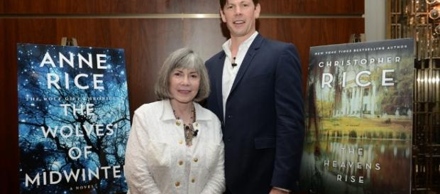 Anne Rice and Christopher Rice will write new TV series based on 'Interview with the Vampire' (via Blasting News image library - wwno.org)
