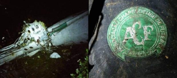 Avião caiu nessa terça-feira, na Colômbia