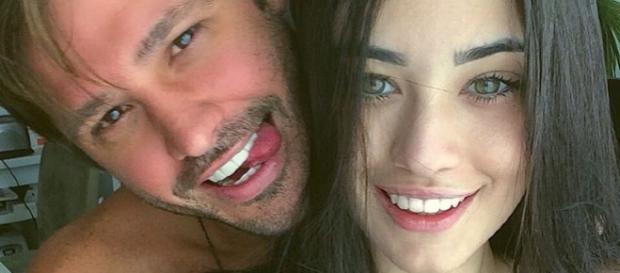 Dado Dolabella e seu novo amor, a modelo Gabe Pascoal