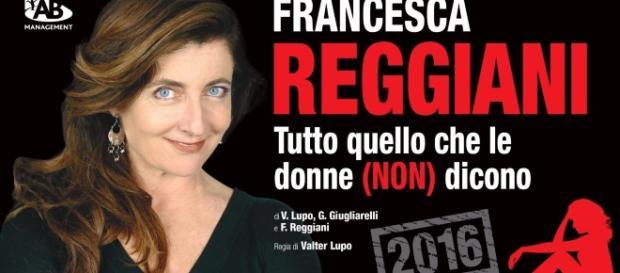 Francesca Reggiani ed il suo show