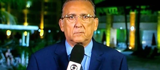 Galvão Bueno diz que não vai narrar nenhum jogo esse ano