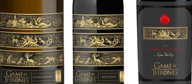 La coleccion de vinos de Game of Thrones