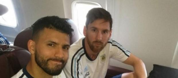 Lionel Messi, starul Argentinei, în avionul prăbușit