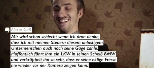 Noch mehr Disslike(s) | Hater-Kommentare über Jan Böhmermann ... - blogspot.de