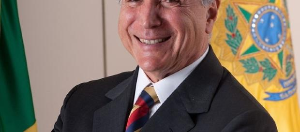 Presidente Michel Temer anuncia investimentos contra a seca.