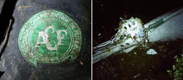 Primeras imágenes del trágico accidente aéreo ocurrido en Colombia, donde el equipo brasileño Chapecoense han fallecido casi en pleno