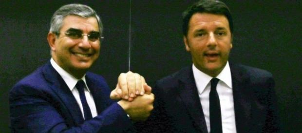 Referendum: D'Alfonso stringe un patto elettorale con Renzi