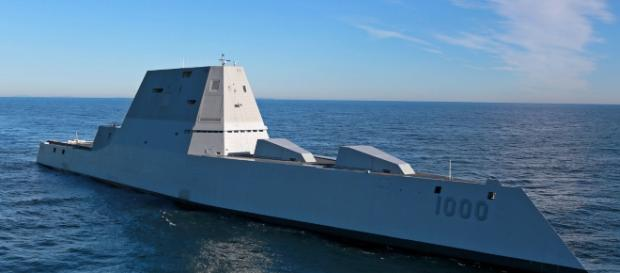 The New $3B USS Zumwalt Is a Stealthy Oddity ... - wired.com