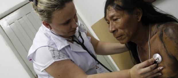 Vagas são para cargos em áreas subordinadas à Secretaria Especial de Saúde Indígena