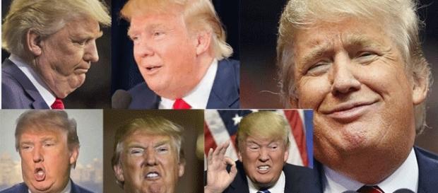 Voilà que Donald Trump somme en vain la presse de détruire les photos de lui qui déplaisent à la haute estime qu'il se porte