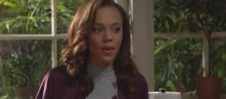 Nicole talks to Rick and Maya about Zende, via CBS.com