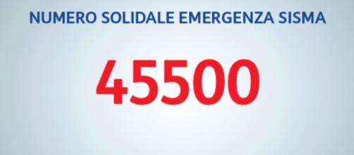Emergenza Terremoto: come fare per donare da telefono