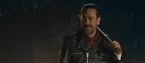 Jeffrey Dean Morgan as Negan in AMC's 'The Wakling Dead'