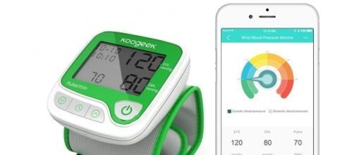 Koogeek KS-BP1 misuratore pressione sanguigna