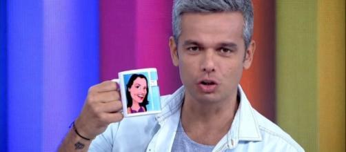 Otaviano Costa- apresentador do Vídeo Show