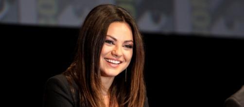 Un'immagine dell'attrice ucraino-americana Mila Kunis.