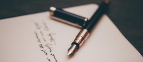 "Writers are the ones who breathe life into language! / Photo via Alvaro Serrano, ""Unsplash"""