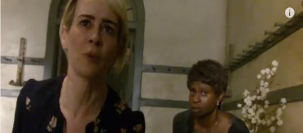 American Horror Story episode 9,season 6 screenshot taken by Andre Braddox