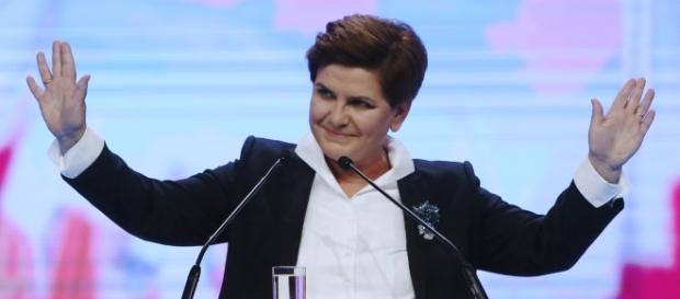 Beata Szydło ma kolejny powód do radości.