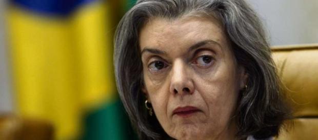 Cármen Lúcia é eleita presidente do STF - com.br