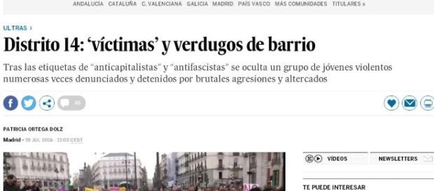 Condenan a 'El País' a rectificar las difamaciones publicadas ... - diagonalperiodico.net