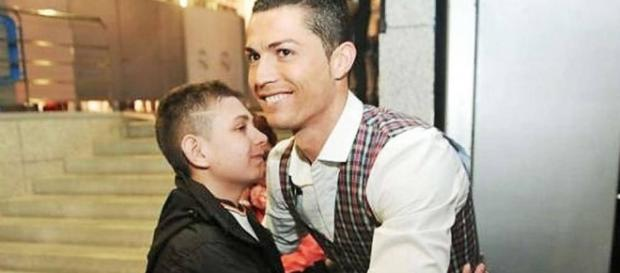David si risveglia dal coma dopo il gol di Cristiano Ronaldo