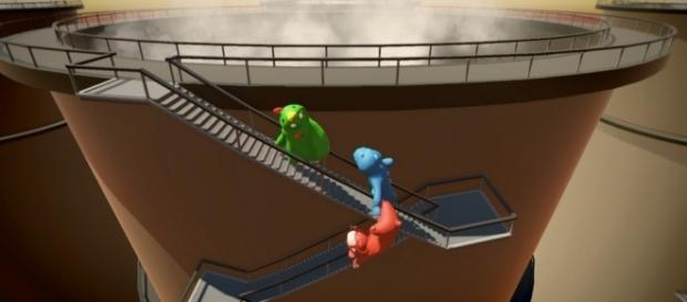 Gang Beasts Will Feature Online and VR Modes on PS4 – PlayStation.Blog - playstation.com