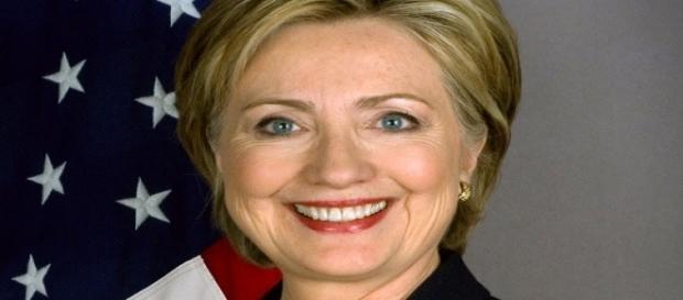 Hillary Clinton, candidata alla corsa alla Casa Bianca