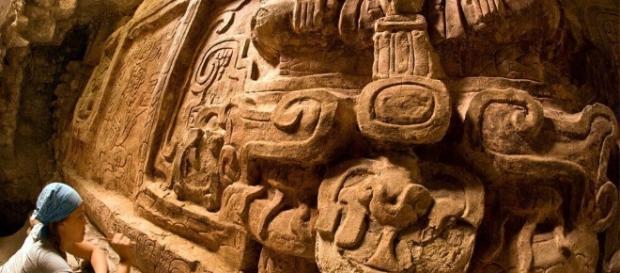 """Holmul Guatemala, """"Es una de las cosas más fabulosas que he visto nunca"""", dice el arqueólogo"""""""