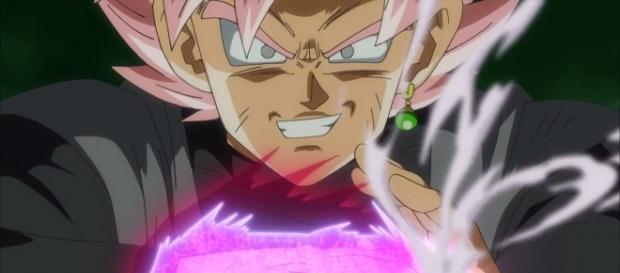 Imagen de Goku Black en el episodio 64.