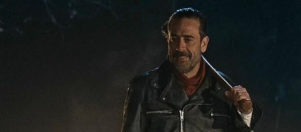 Jeffrey Dean Morgan as Negan in AMC's 'The Wakling Dead'