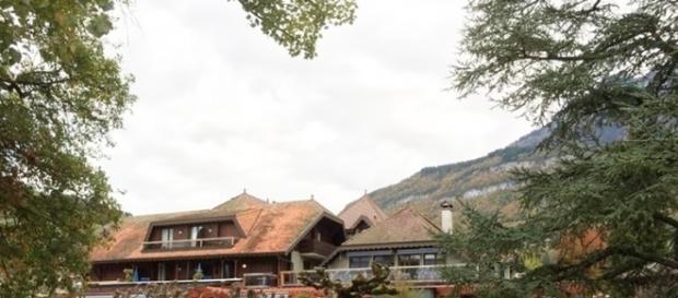 L'Auberge du Père Bise a Talloires -Haute-Savoie